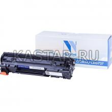 Картридж NVP совместимый NV-CF283X   NV-737 для HP LaserJet Pro M201dw   M201n   M225dw   M225rdn   Canon i-SENSYS MF211   212   216   217   226   229 Черный (Black) 2200стр.