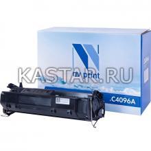 Картридж NVP совместимый NV-C4096A для HP LaserJet 2100 | 2100m | 2100tn | 2200 Черный (Black) 5000стр.