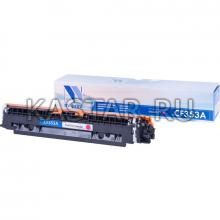 Картридж NVP совместимый NV-CF353A Magenta для HP LaserJet Color Pro M176n   M177fw Пурпурный (Magenta) 1000стр.
