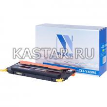 Картридж NVP совместимый NV-CLT-Y409S Yellow для Samsung CLP-310 | 310N | 315 Желтый (Yellow) 1000стр.