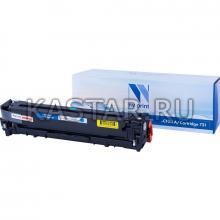Картридж NVP совместимый NV-CF211A | NV-731 Cyan для HP LaserJet Color Pro M251n | M251nw | M276n | M276nw | Canon LBP-7100Cn | 7110Cw Голубой (Cyan) 1800стр.