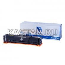 Картридж NVP совместимый NV-CF530A Black для HP Color LaserJet Pro MFP M180n | M181fw Черный (Black) 1100стр.