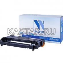 Барабан NVP совместимый NV-KX-FAD473A7 для Panasonic KX-MB2110RU   2117RU   2130RU   2137RU   2170RU   2177RU Черный (Black) 10000стр.