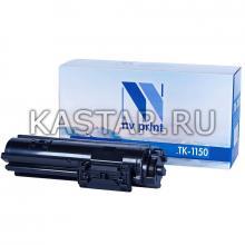Картридж NVP совместимый NV-TK-1150 (БЕЗ ЧИПА) для Kyocera ECOSYS P2235d   P2235dn   P2235dw   M2135dn   M2635dn   M2635dw   M2735dw Черный (Black) 3000стр.