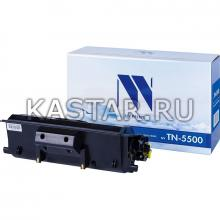 Картридж NVP совместимый NV-TN-5500 для Brother HL-7050   7050N Черный (Black) 12000стр.