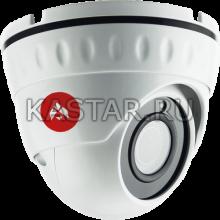 Цилиндр HD-TVI, HD-CVI, AHD, CVBS мини-камера ActiveCam AC-H5S5 с ИК-подсветкой