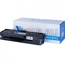 Картридж NVP совместимый NV-MLT-D111L для Samsung Xpress M2020   M2020W   M2070   M2070W   M2070FW Черный (Black) 1800стр.