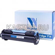 Картридж NVP совместимый NV-714 для Canon FAX L3000   L3000IP Черный (Black) 4500стр.