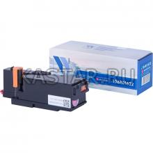 Картридж NVP совместимый NV-106R01632 Magenta для Xerox Phaser 6000 | 6010 | WorkCentre 6015 Пурпурный (Magenta) 1000стр.