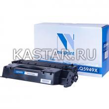 Картридж NVP совместимый NV-Q5949X для HP LaserJet 1320tn | 3390 | 3392 Черный (Black) 6000стр.