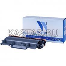 Картридж NVP совместимый NV-TN-2080T для Brother HL-2130R | DCP-7055R | WR Черный (Black) 700стр.