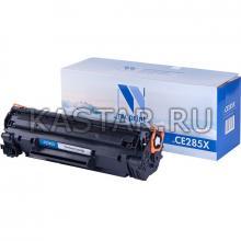 Картридж NVP совместимый NV-CE285X для HP LaserJe Pro P1102   P1102w   M1132   M1212nf   М1217 Черный (Black) 2300стр.
