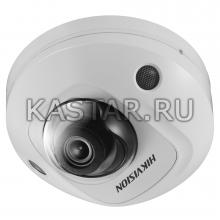 5 Мп IP-камера Hikvision DS-2XM6756FWD-IM (4 мм) для транспорта с обнаружением лиц