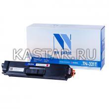 Картридж NVP совместимый NV-TN-321T Magenta для Brother HL-L8250CDN Пурпурный (Magenta) 1500стр.