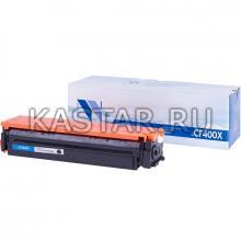 Картридж NVP совместимый NV-CF400X Black для HP LaserJet Color Pro M252dw | M252n | M274n | M277dw | M277n Черный (Black) 2800стр.