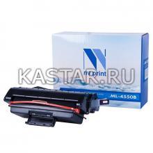 Картридж NVP совместимый NV-ML-4550B для Samsung ML-4050N | 4550 | 4551N | 4551ND Черный (Black) 20000стр.
