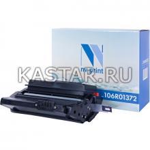 Картридж NVP совместимый NV-106R01372 для Xerox Phaser 3600 Черный (Black) 20000стр.