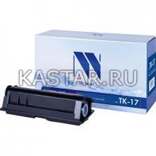 Картридж NVP совместимый NV-TK-17 для Kyocera FS-1000   1000+   1010   1050 Черный (Black) 6000стр.