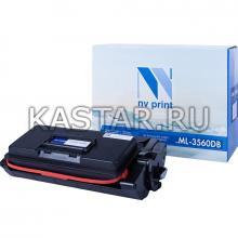 Картридж NVP совместимый NV-ML-3560DB для Samsung ML-3560   3561   3561N   3561ND Черный (Black) 12000стр.