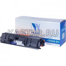 Барабан NVP совместимый NV-CE314A DU для HP LaserJet Pro CP1025 | CP1025nw | M275 | M175a | M175nw | M176n | M177fw Черный (Black) 14000стр.