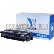 Картридж NVP совместимый NV-106R01379 для Xerox Phaser 3100MFP Черный (Black) 4000стр.