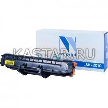 Картридж NVP совместимый NV-ML-2010 для Samsung ML-2015 | ML-2510 | ML-2570 | ML-2571N Черный (Black) 3000стр.