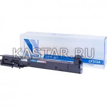 Картридж NVP совместимый NV-CF313A Magenta для HP LaserJet Color M855dn | M855x | M855x+ | M855xh Пурпурный (Magenta) 31500стр.