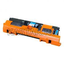 Картридж SAKURA C9701A  для HPColor LaserJet 1500/2500 series, синий, 4000 к. для Color LJ 1500 / 2500 series  4000стр.