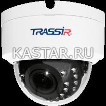 Купол IP-камера TRASSIR TR-D3123IR2 v4