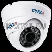Сфера Внутренняя 1.3 Мп IP-камера TRASSIR TR-D8111IR2W с Wi-Fi и ИК-подсветкой
