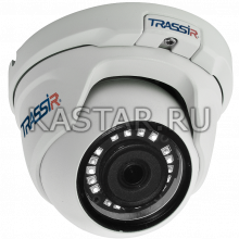 Сфера IP-камера TRASSIR TR-D8121WDIR2 (2.8 мм)