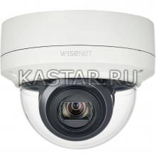 Вандалостойкая Smart-камера Wisenet Samsung XNV-6120P с Motor-zoom