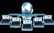 Монтаж компьютерной локальной сети (ЛВС) в Краснодаре