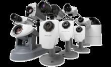 Монтаж системы видеонаблюдения в Краснодаре
